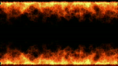 Yellow fire animation,flame.beam,black,bright,burn,burst,camp,campfire,crackling Stock Footage