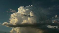 Cloud Combustion intervallikuvaus Arkistovideo