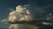 Cloud Combustion Time Lapse Stock Footage