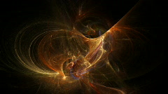Fractal background  Stock Footage