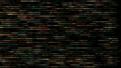 Bricks blocks background,big data information art wall,storage technology. Stock Footage