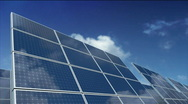 Solar Panels - Green Energy Stock Footage