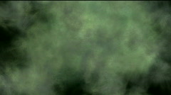 Mist smoke fog,water liquid gas steam,nebula plasma firework cloud particle. Stock Footage