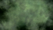 Mist smoke fog,water liquid gas steam,nebula plasma firework cloud particle. Stock Footage