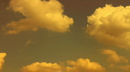Clouds Timelapse 02 Stock Footage