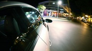 Stock Video Footage of Car cam drivers side timelapse