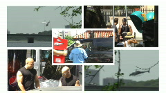 Collage of Fast n Furious Fast 5 Stock Footage
