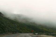 Cabrillo highway POV driving shot - NTSC Stock Footage