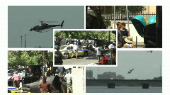 Brief Collage Fast n Furious Fast 5 Stock Footage