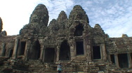 Stock Video Footage of CAMBODIA-BAYON TEMPLES 3