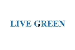 Live green wind turbine V2 - NTSC Stock Footage