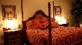 Luxury Home Bedroom HD Footage
