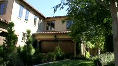 Exterior Dream Home 2 - stock footage