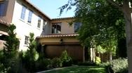 Exterior Dream Home 2 Stock Footage