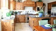 Dream Kitchen 3 Stock Footage