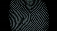Stock Video Footage of Fingerprint scan,identity,detectives,decryption,Secret,hackers,characteristics,