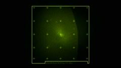Abstrakti tausta, Tutka, siru, tieteen, sotilas, aseita, laser, GPS, kompassi, F Arkistovideo