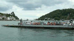 Dartmouth Ferry Stock Footage