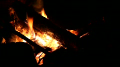 Stock Video Footage of pot on the fire