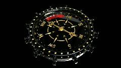 Success Compass - Compass 25 (HD) Stock Footage