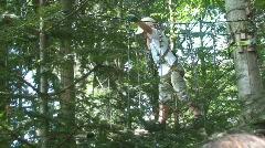adventure park 12 - stock footage