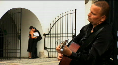 Music & Latin Love Stock Footage