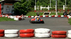 Karting Stock Footage