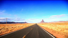 Road to Monument Valley Arkistovideo
