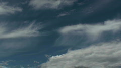 Cloud Takeover Time Lapse Stock Footage