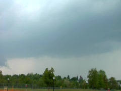 Storm Brewing Stock Footage