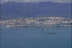 Algeciras-xws-zoom Stock Footage