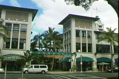 Aloha Tower - stock footage
