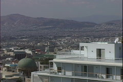 Athens Apartments-zoom Stock Footage