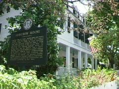 Audubon House - stock footage