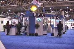 BBC Exhibit Stock Footage
