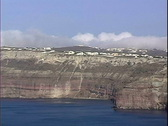 Stock Video Footage of Caldera Cliffs-zoom