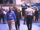 Stock Video Footage of Convention People
