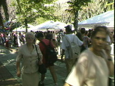 Stock Video Footage of Corsica Fair-pan