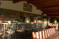 Dining Room-pan Stock Footage