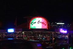 Don Carlo's Traffic-Night Stock Footage