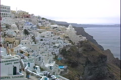 Fira-zoom Stock Footage