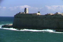 Fort Breakers-zoom Stock Footage