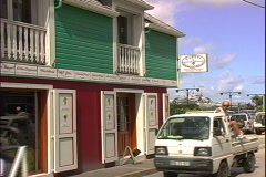 Front Street Store - stock footage
