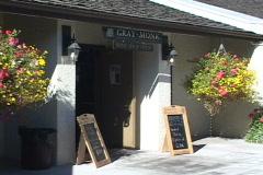Grey Monk Wine Store-zoom Stock Footage