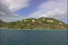 Island Homes-ws-pov - stock footage