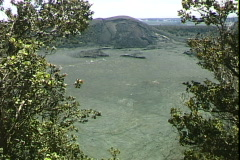 Kilauea Caldera - stock footage