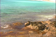 Maho Rocks Stock Footage