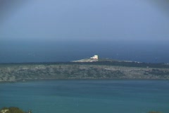 Mellieha Bay-ws-zoom - stock footage
