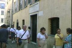Napoleon's Birthplace Stock Footage
