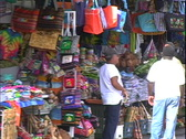 Stock Video Footage of Open Market-zoom-pan